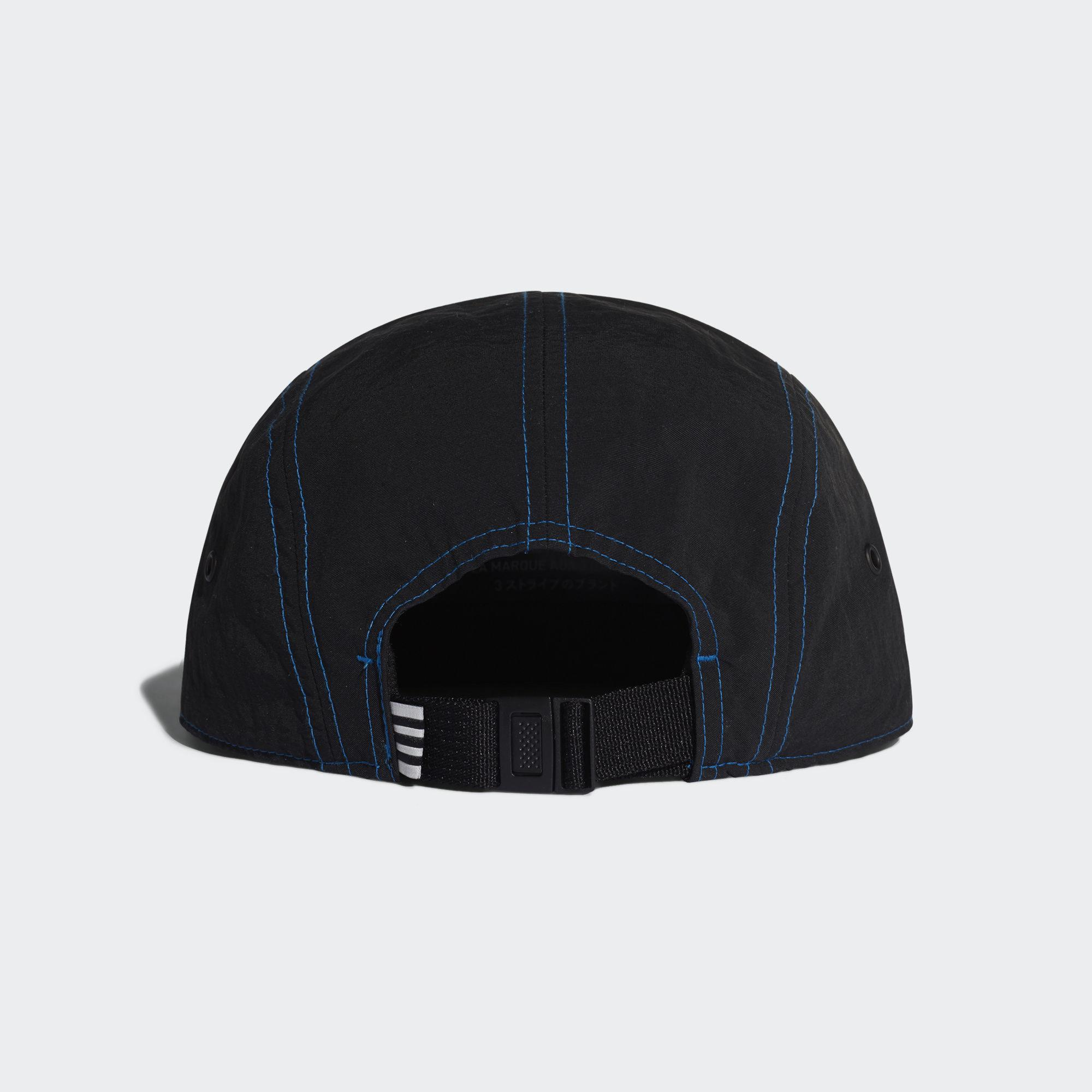 adidas Nmd 5-panel Cap in Black for Men - Lyst 41413695c4a0