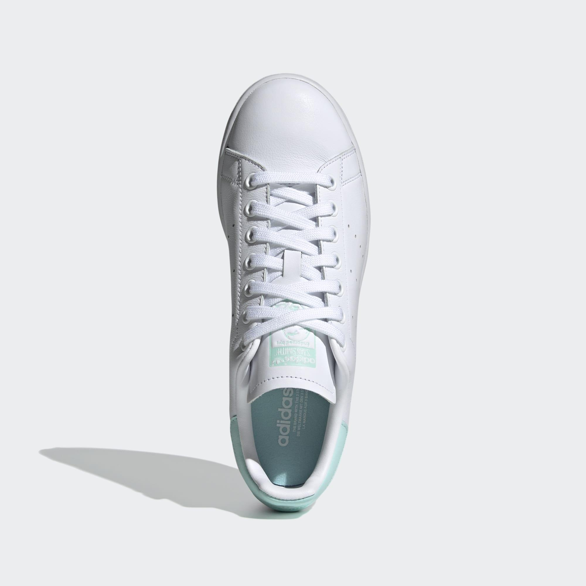 Zapatilla Stan Smith adidas de color Blanco