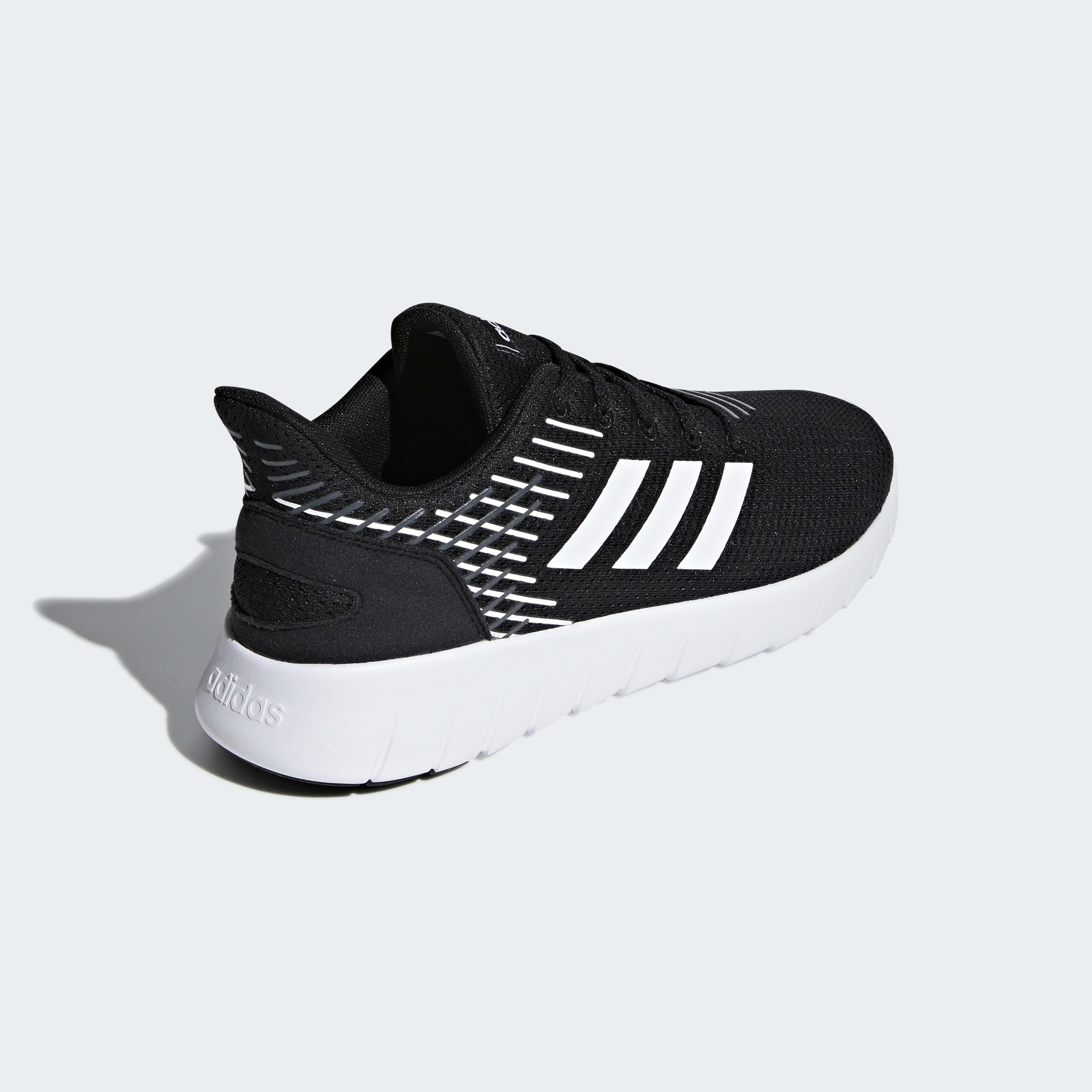 Schuh in Schwarz Gummi Lyst Herren für adidas Asweerun TOZiPXku