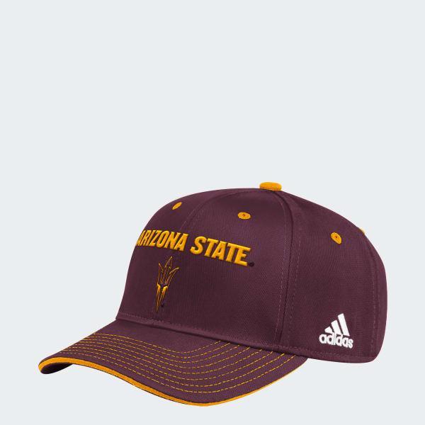 Lyst - Adidas Sun Devils Adjustable Hat in Purple for Men ddf900d18bcc