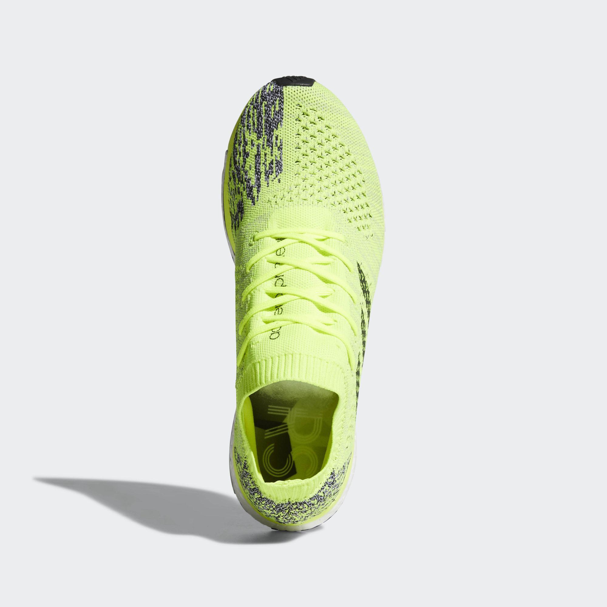 Lyst adidas adizero Prime Ltd 5 años zapatos en amarillo para hombres