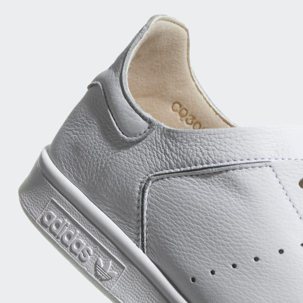 best price later super popular adidas Stan Smith Leather Sock Shoes in White for Men - Lyst