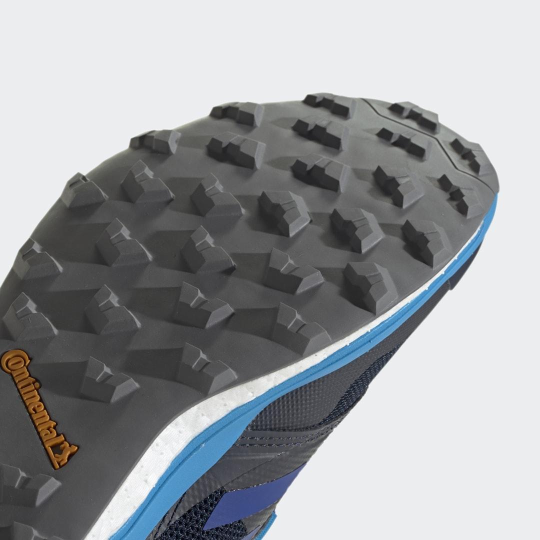 Zapatilla Terrex Agravic XT TLD Trail Running adidas de Caucho de color Azul