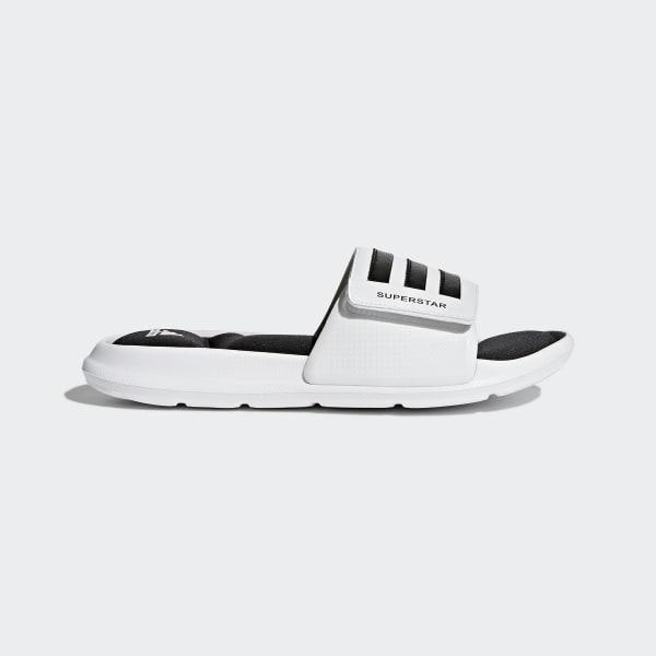 1a430d338b9f4 Lyst - adidas Superstar 5g Slides in White for Men