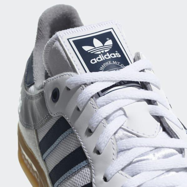 adidas Handball Top Mesh Shoes in White