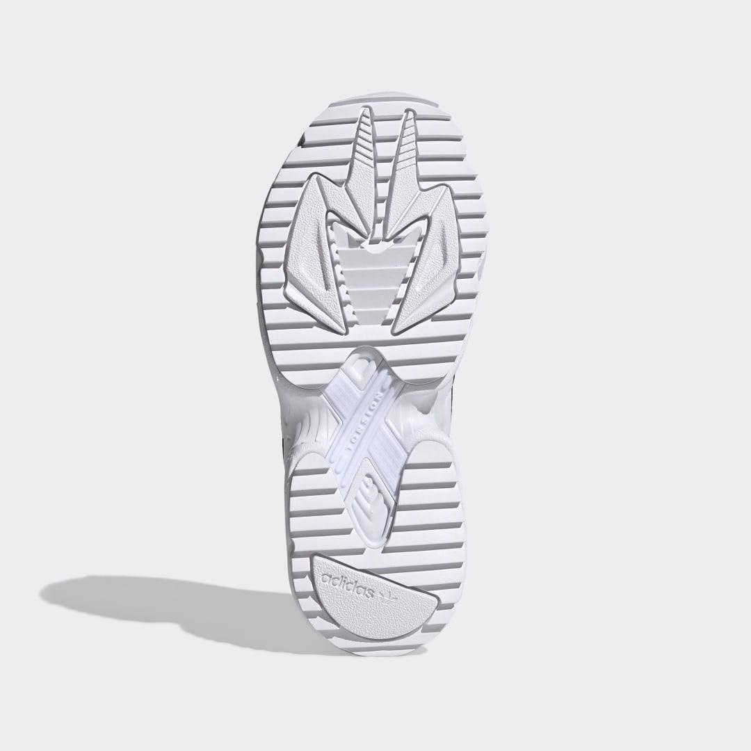 Zapatilla Kiellor adidas de Caucho de color Blanco