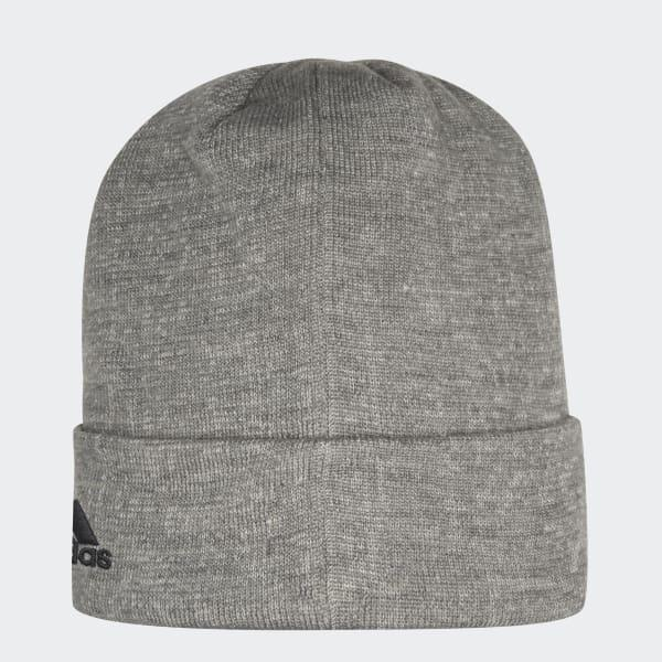 b78c9cc35be Adidas - Gray Wild Team Cuffed Beanie for Men - Lyst. View fullscreen