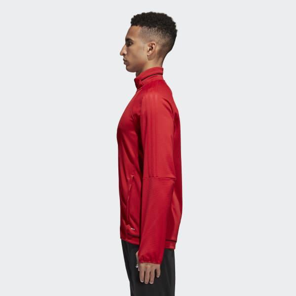 64cba462390f Adidas - Red Tiro 17 Training Jacket for Men - Lyst. View fullscreen