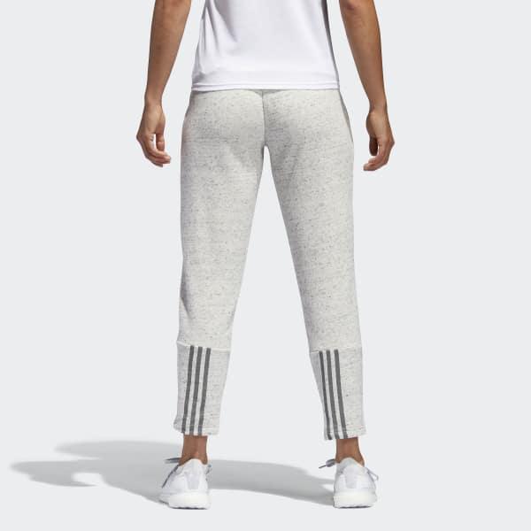 Adidas White S2s 78 Pants