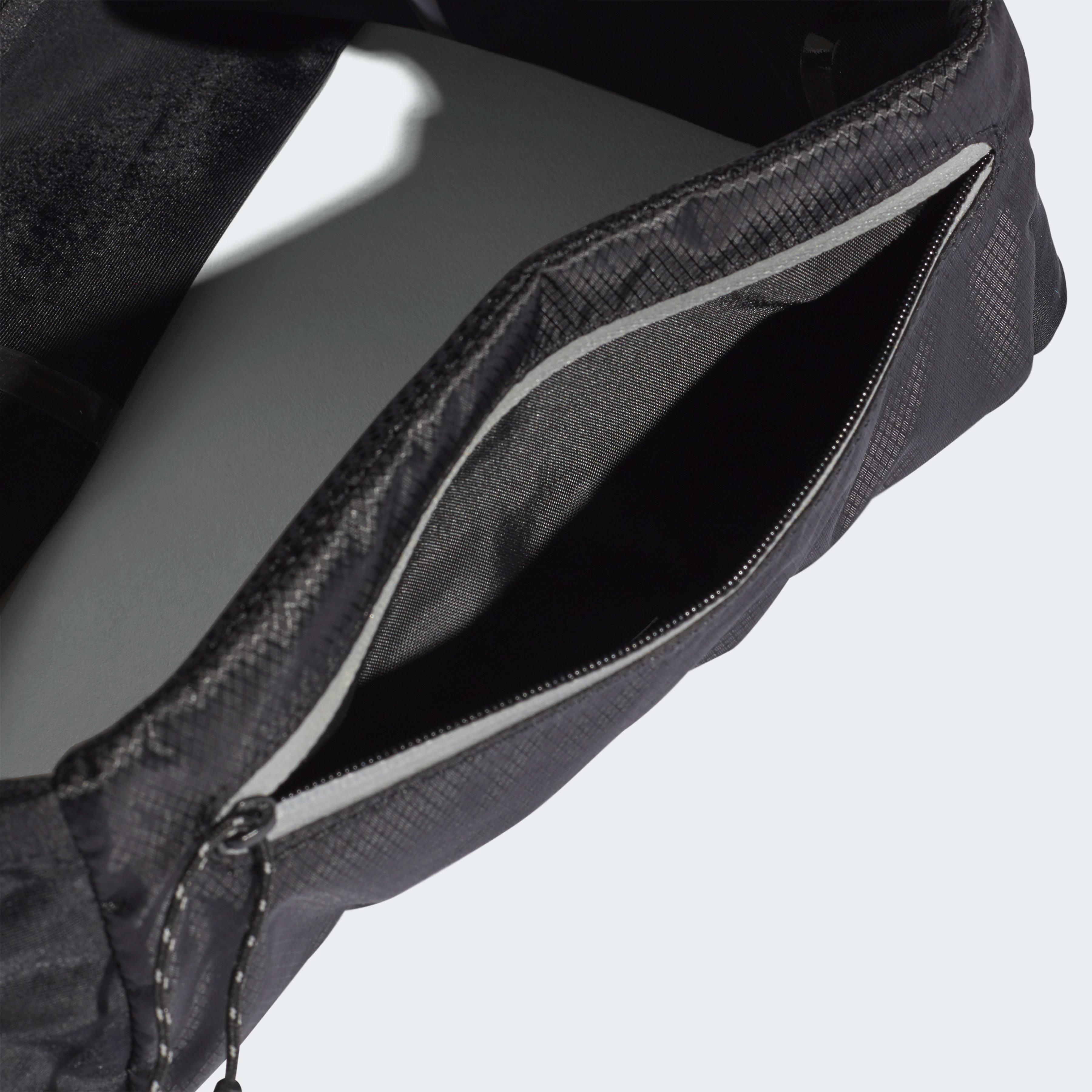 Ceinture Run Plus Synthétique adidas en coloris Noir