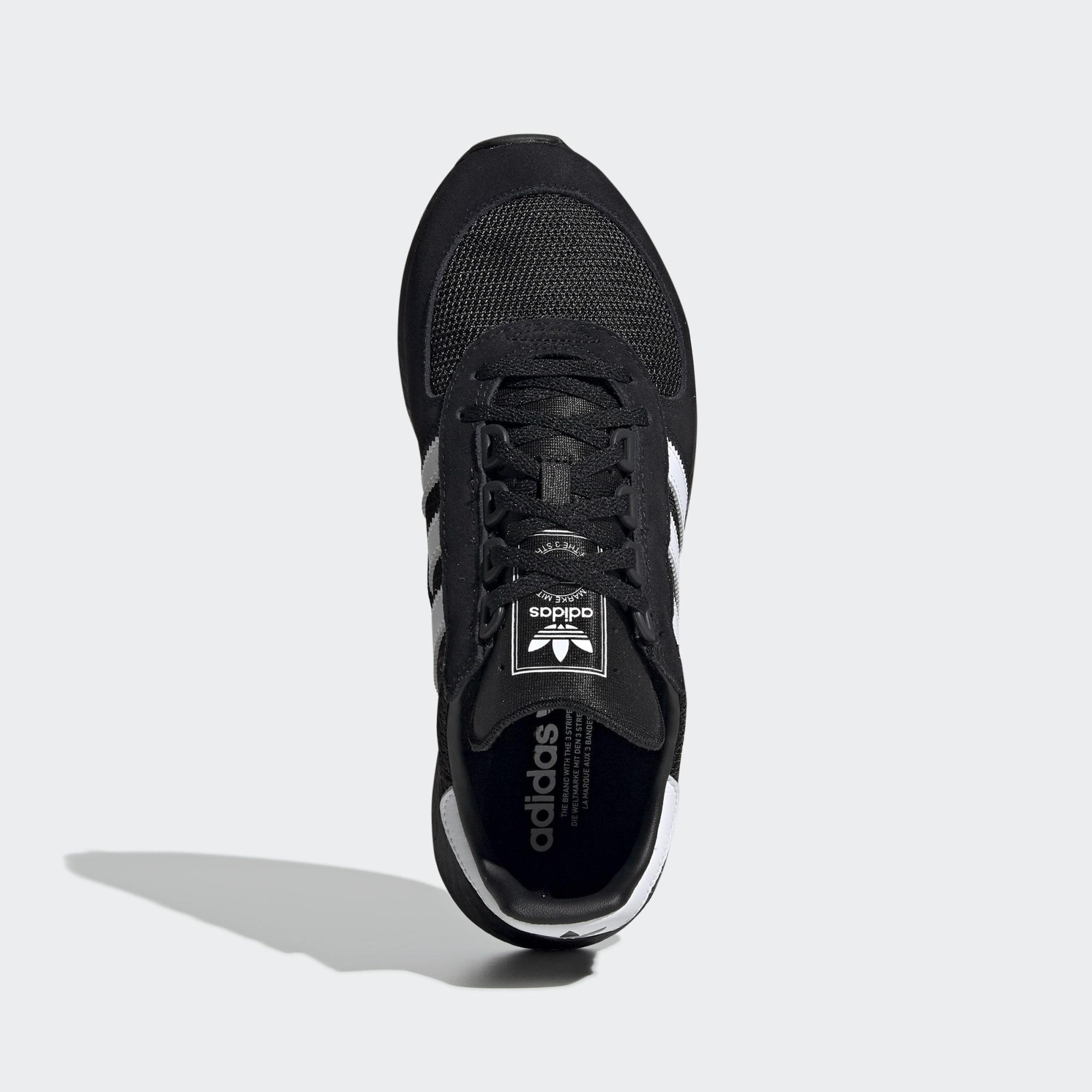 Zapatilla Marathon Tech adidas de Tejido sintético de color Negro