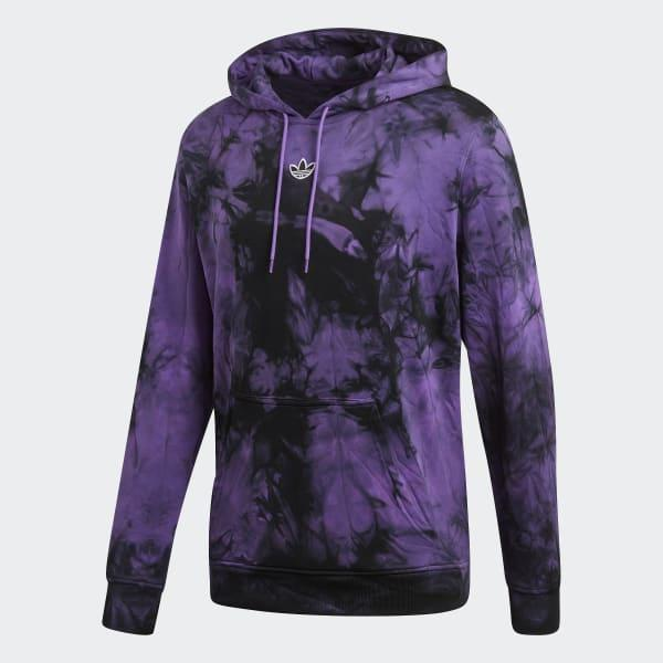 adidas hoodie lilac