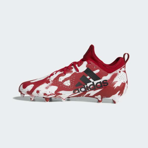 adidas Lace Adizero Tagged Cleats in