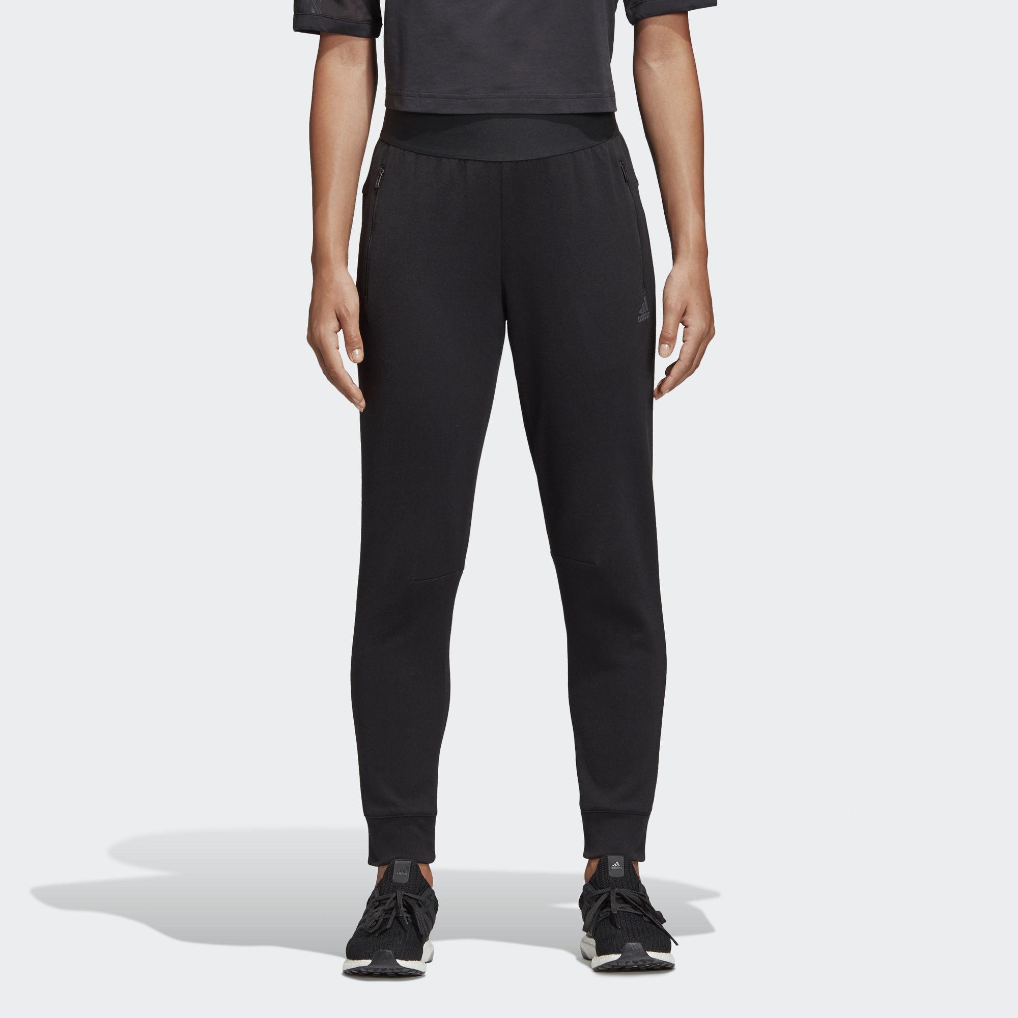 f23c4ec125cab adidas Id Stadium Pants in Black - Lyst