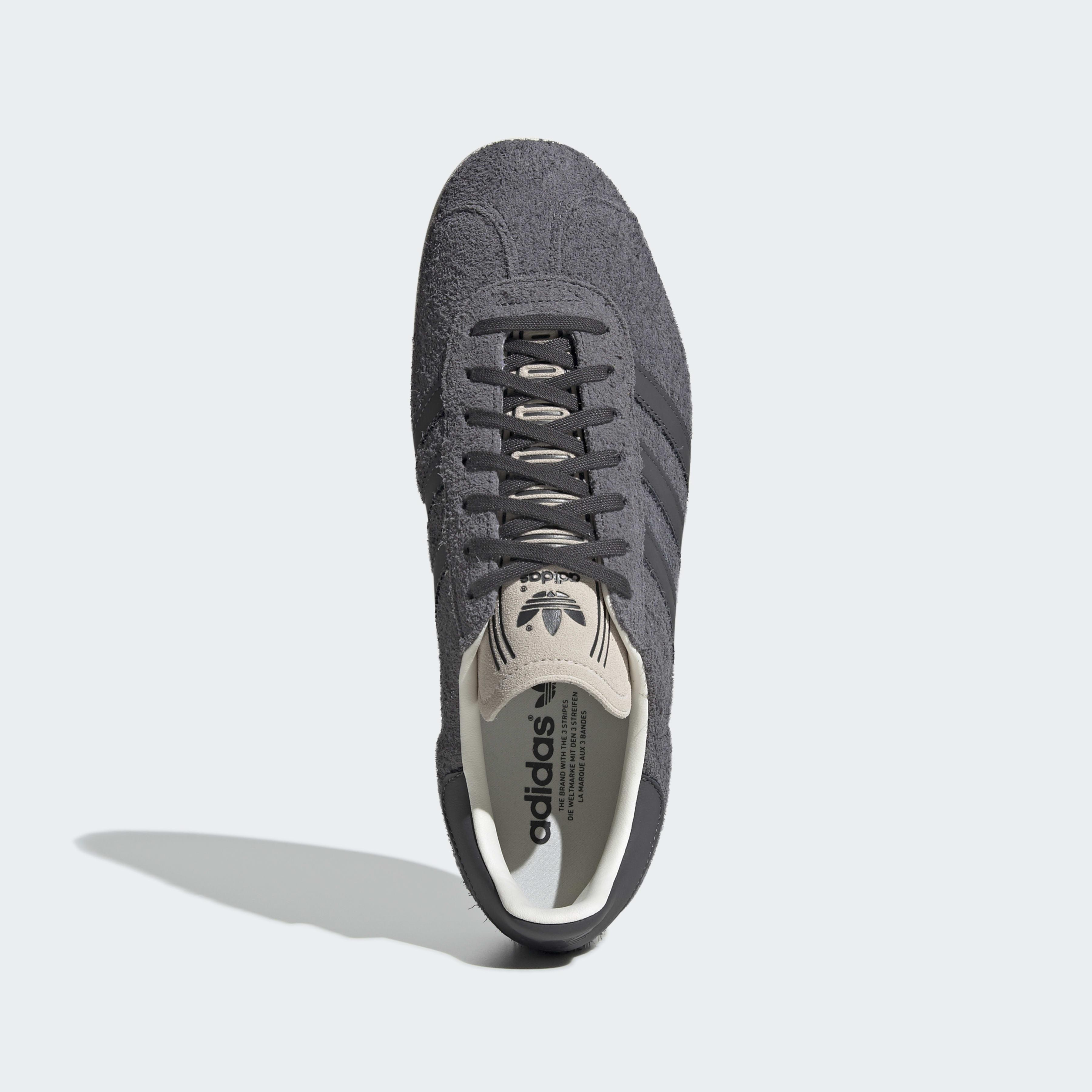 Chaussure Gazelle adidas en coloris Gris