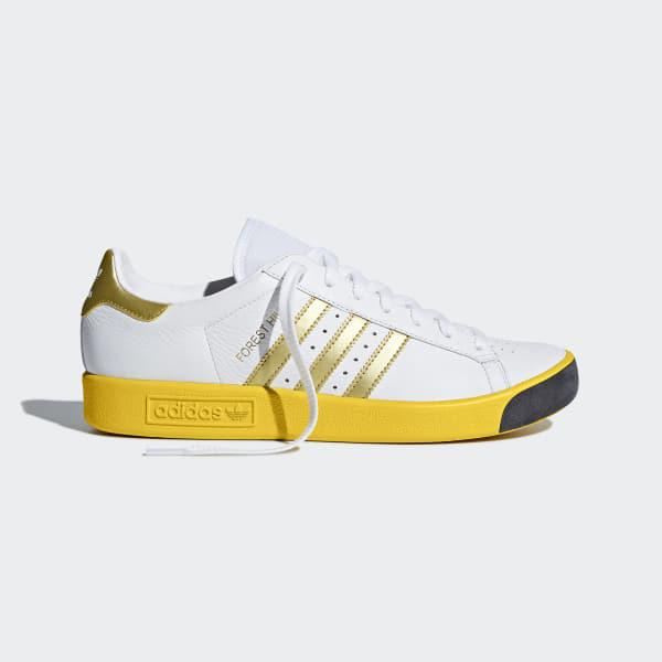 adidas Leather Forest Hills Shoes in