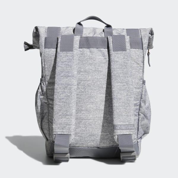 Lyst - adidas Yola Backpack in Gray e634870f0cc82