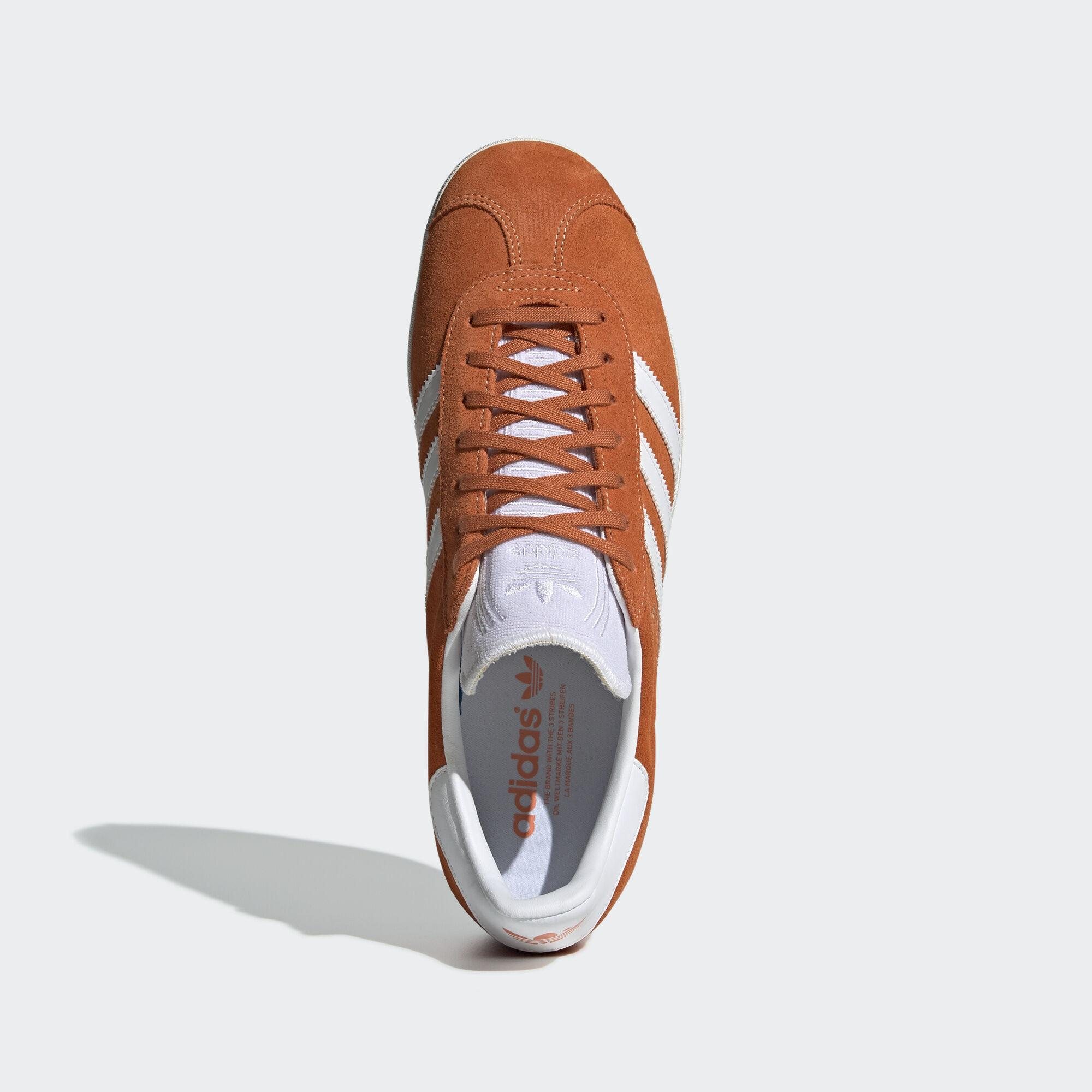 Adidas Gazelle Easy Orange/ Ftw White/ Crystal White adidas Originals de hombre