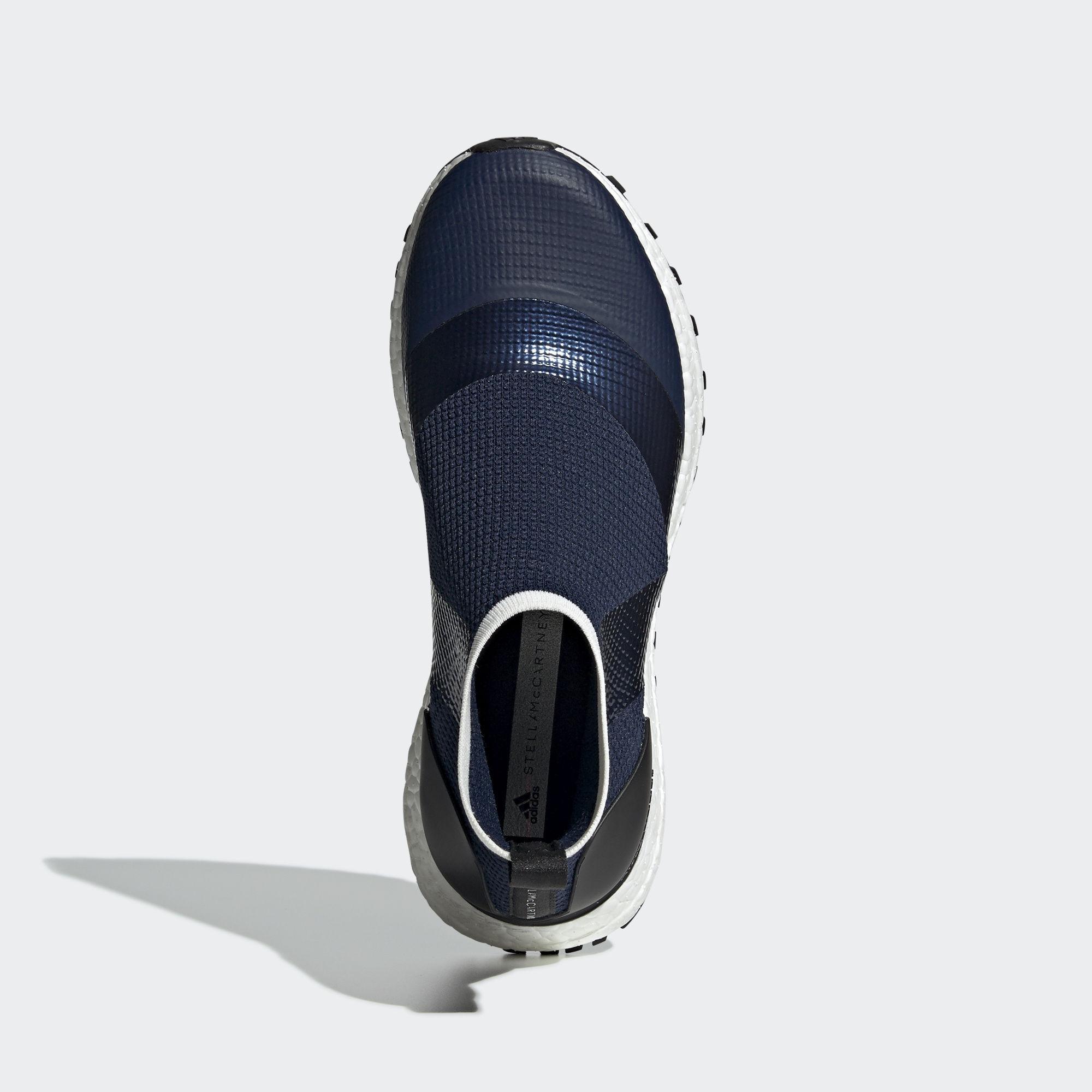 92eaf5ba65c2d Adidas By Stella McCartney - Black + Parley For The Oceans Ultraboost X All  Terrain Metallic. View fullscreen