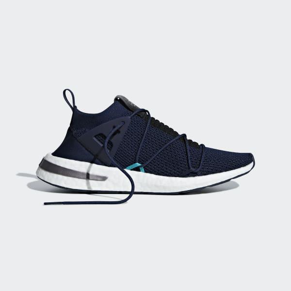 Sesión plenaria antena Experimentar  adidas Lace Arkyn Primeknit Shoes in Blue - Lyst