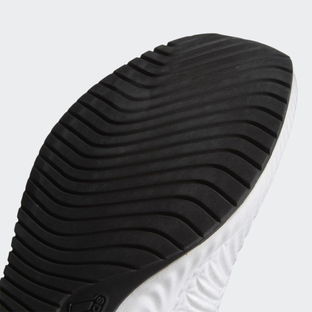 Zapatilla Alphabounce+ adidas de color Blanco