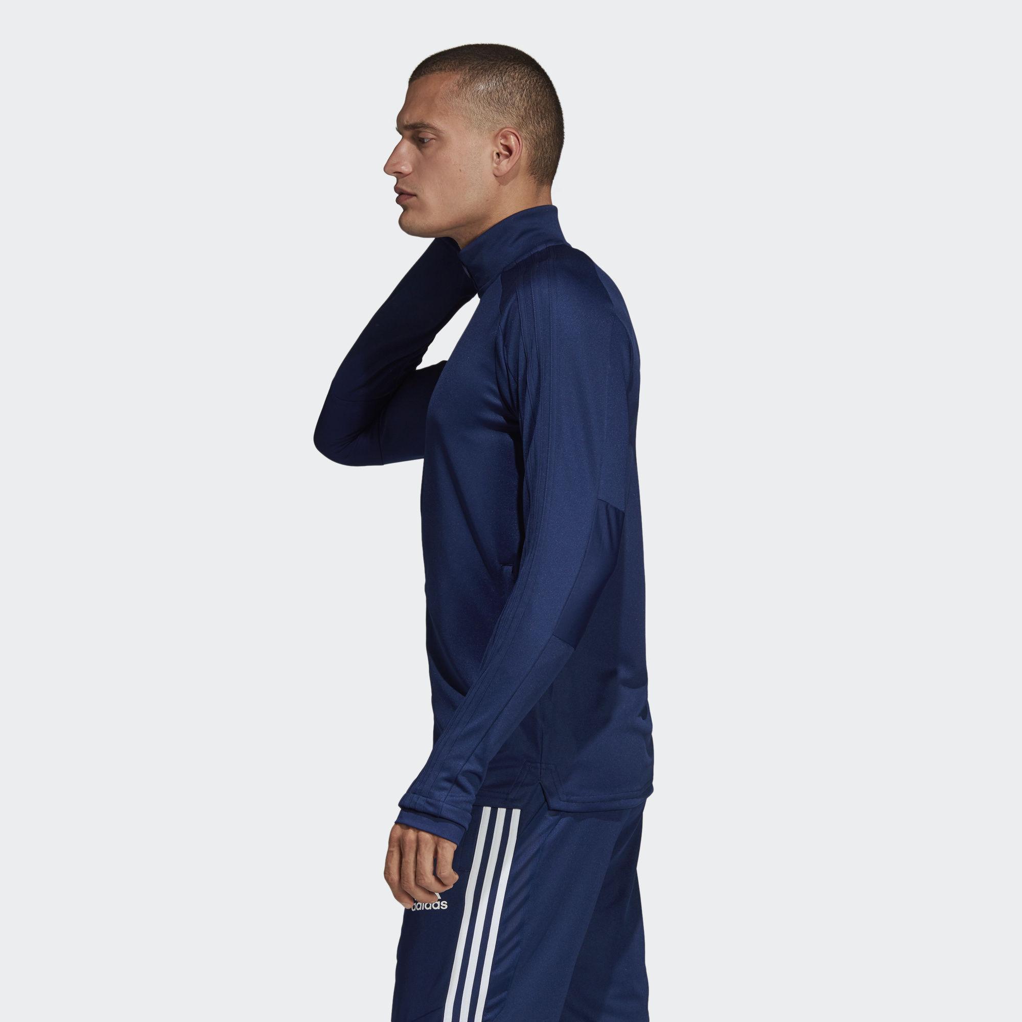 official photos 6729a 228d9 Adidas - Blue Condivo 18 Training Jacket for Men - Lyst. View fullscreen