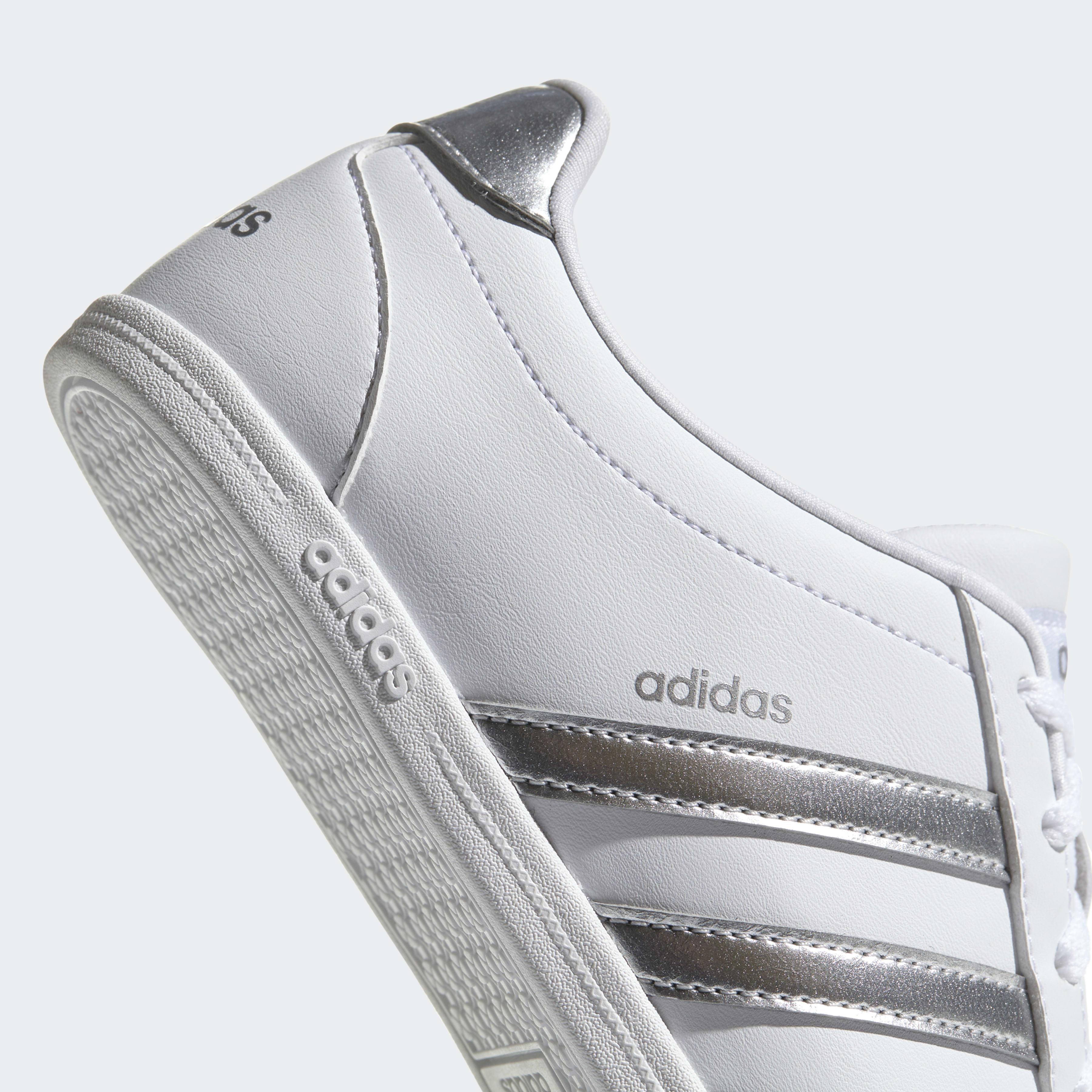 Chaussure VS CONEO QT adidas en coloris Blanc - Lyst