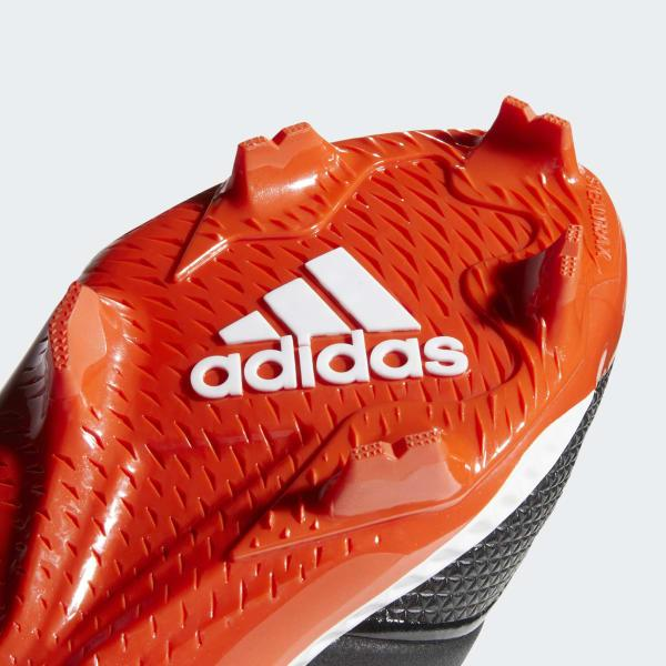 buy online 15677 54ef7 Adidas - Black Icon Bounce Tpu Cleats for Men - Lyst. View fullscreen