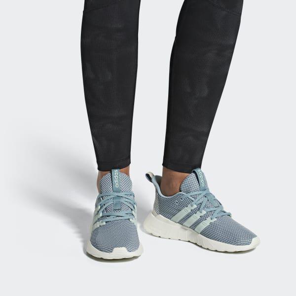 sports shoes 47810 22992 Adidas - Blue Questar Flow Shoes - Lyst. View fullscreen