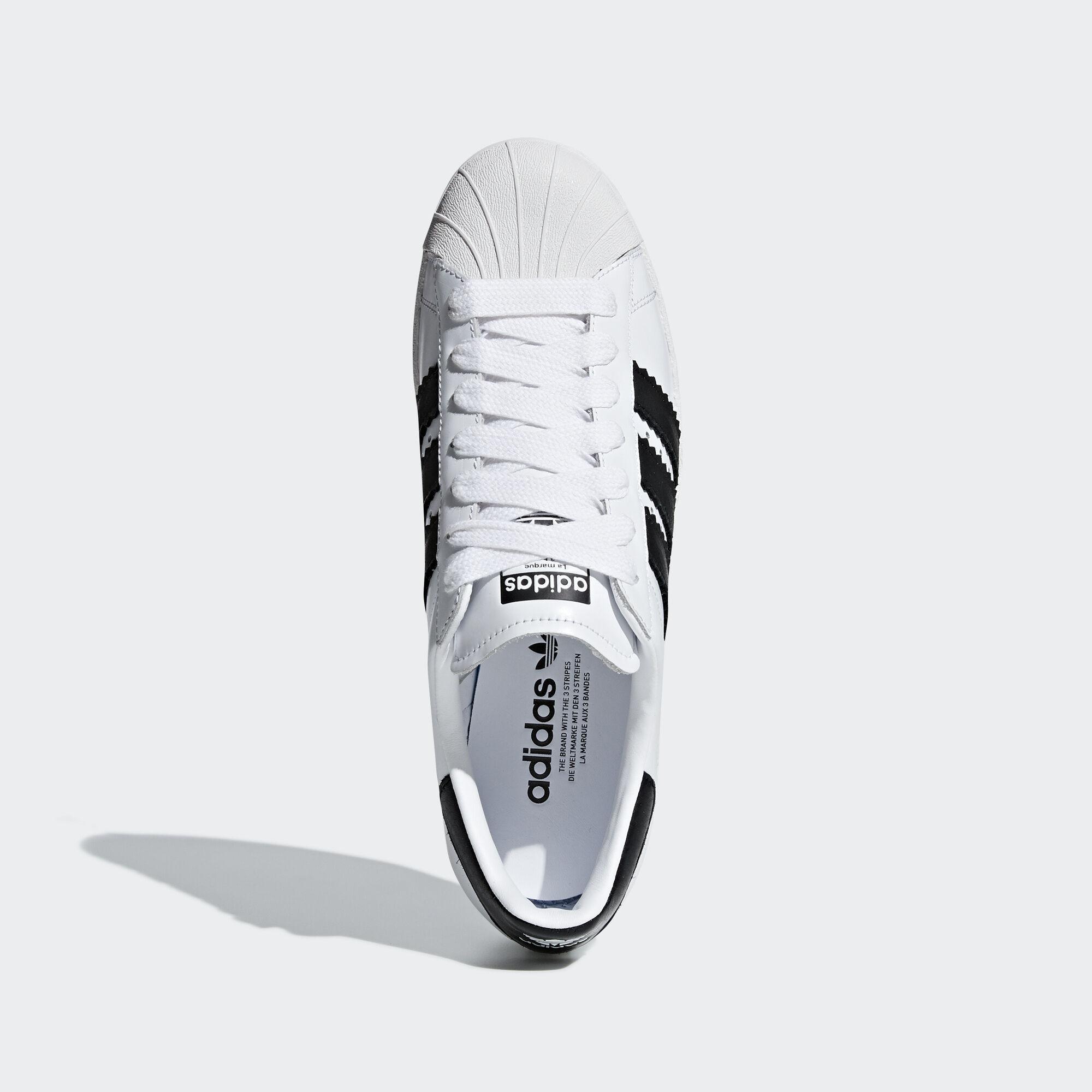 Adidas Superstar 80S Ftw White/ Core Black/ Crystal White adidas Originals