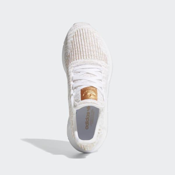 adidas Swift Run Sneaker in White