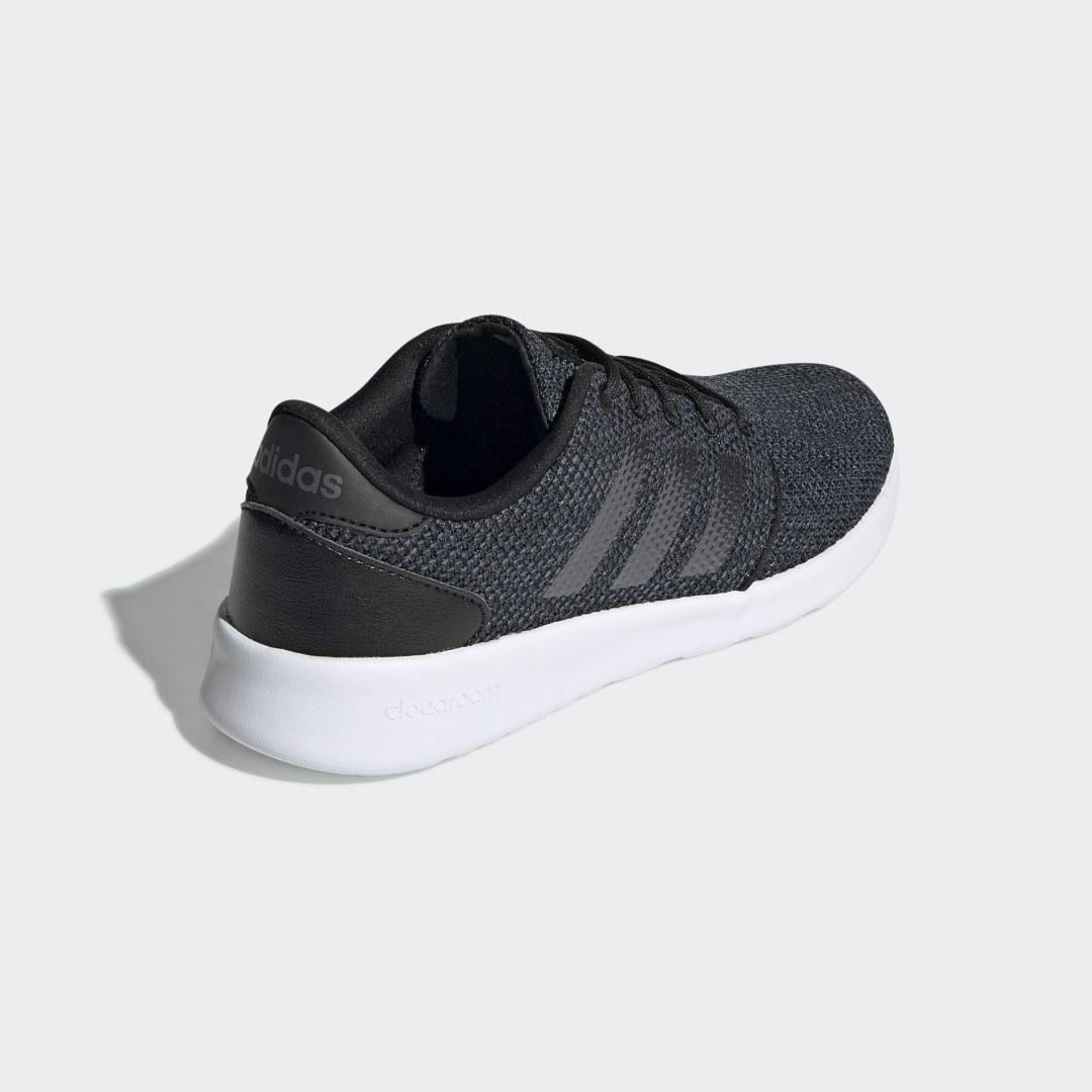 Zapatilla QT Racer adidas de color Negro