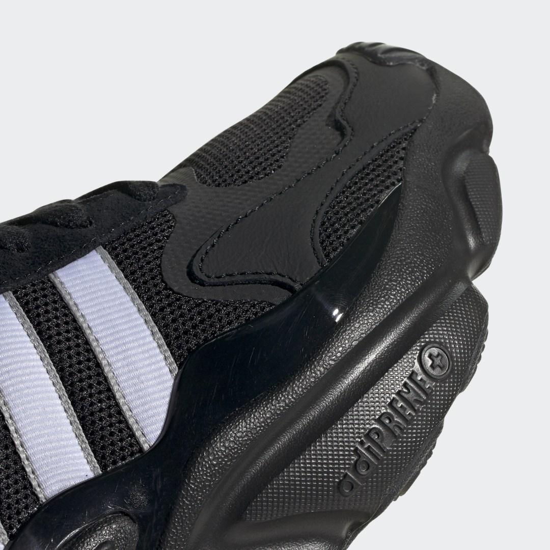 Zapatilla Magmur Runner adidas de Cuero de color Negro
