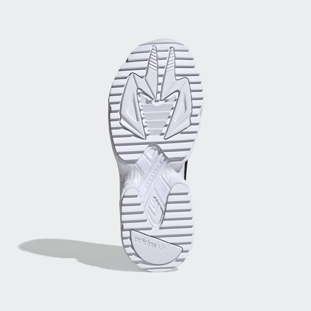 Zapatilla Kiellor adidas de Cuero de color Negro