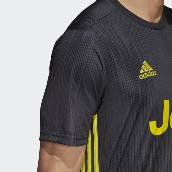 285f1fe2613 Adidas - Gray Juventus Third Jersey for Men - Lyst. View fullscreen