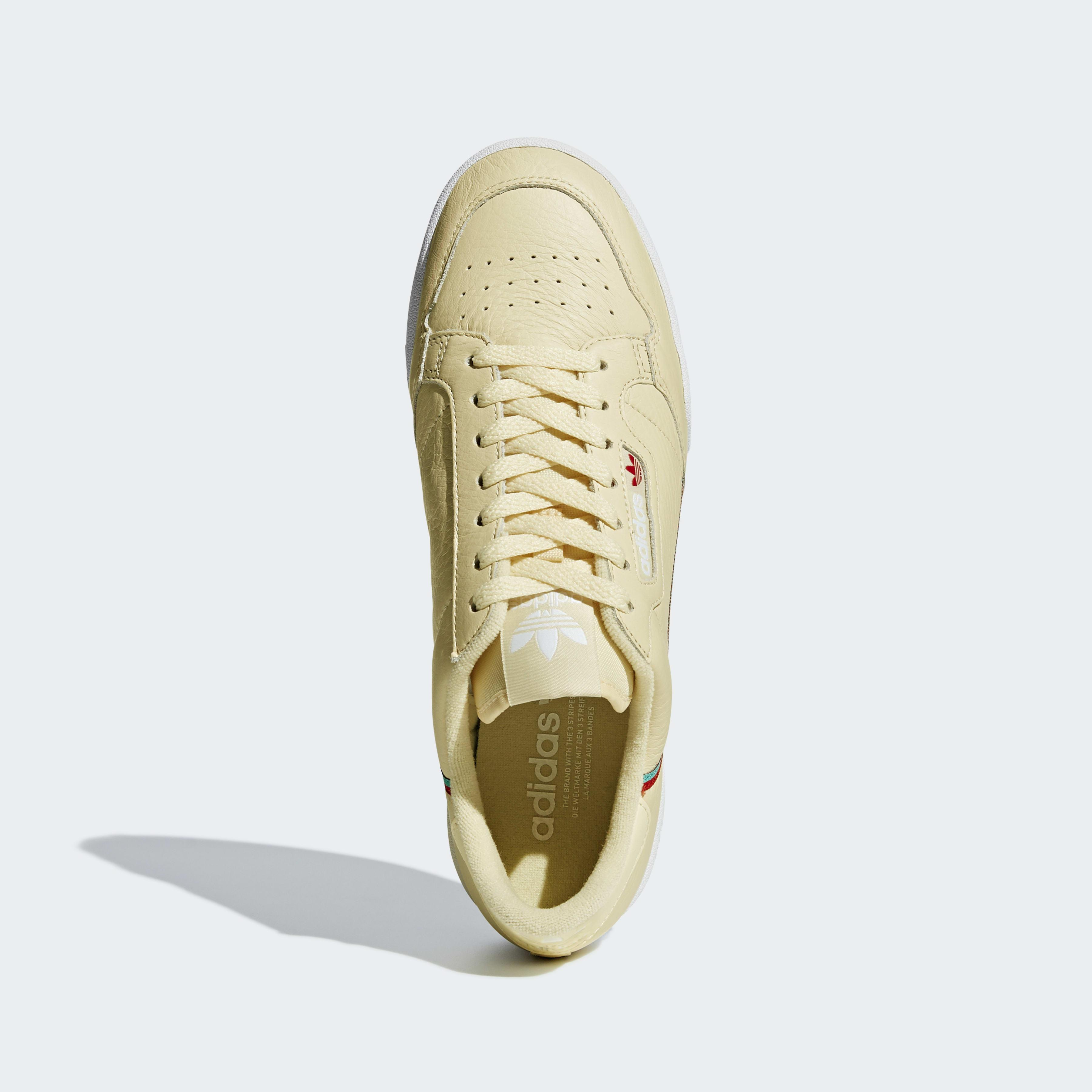 Herren 80 Continental Für In Schuh Adidas Yellow thxCQrdBs
