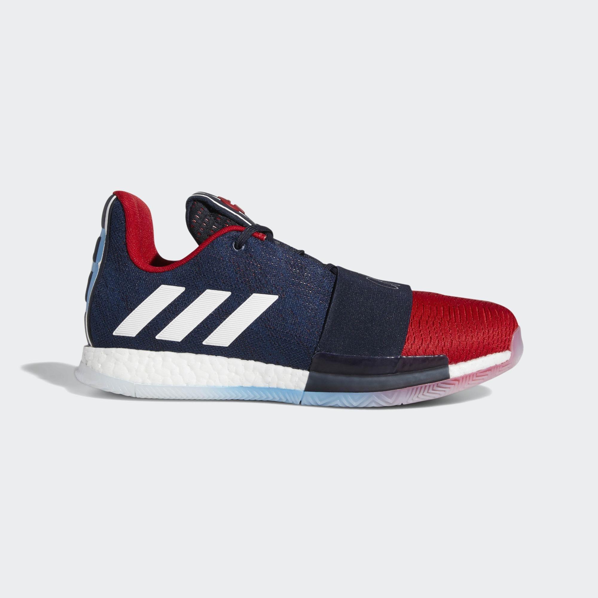 finest selection 86b92 b545a adidas. Men s Blue Harden Vol. 3 Shoes