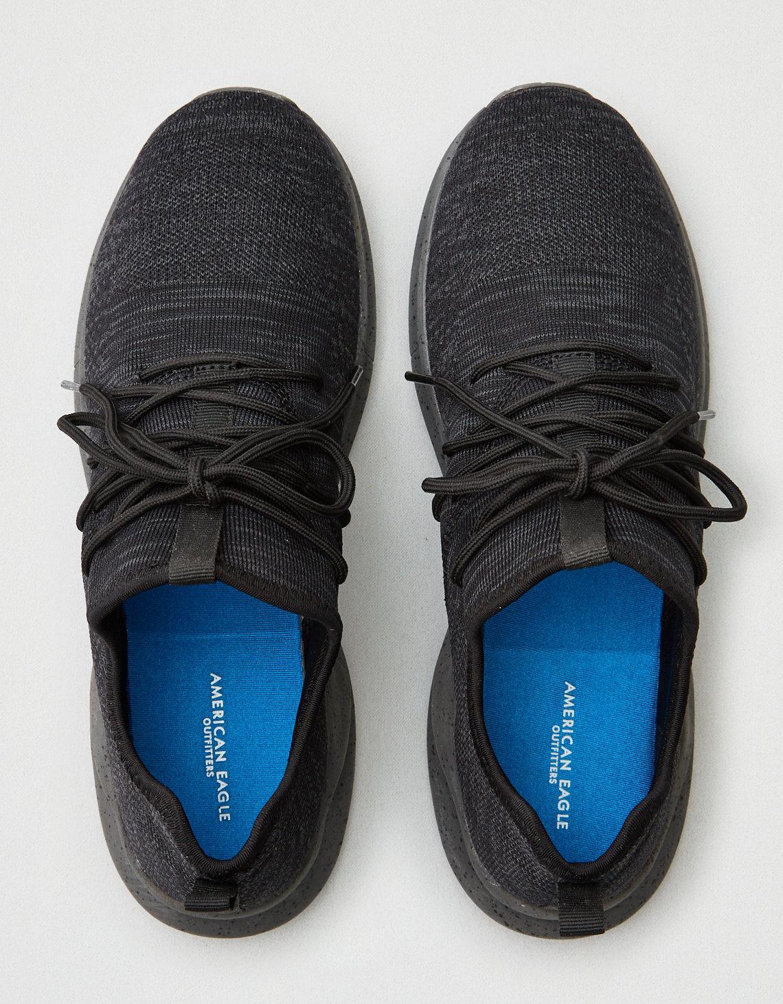 American Eagle Rubber Knit Sneaker in