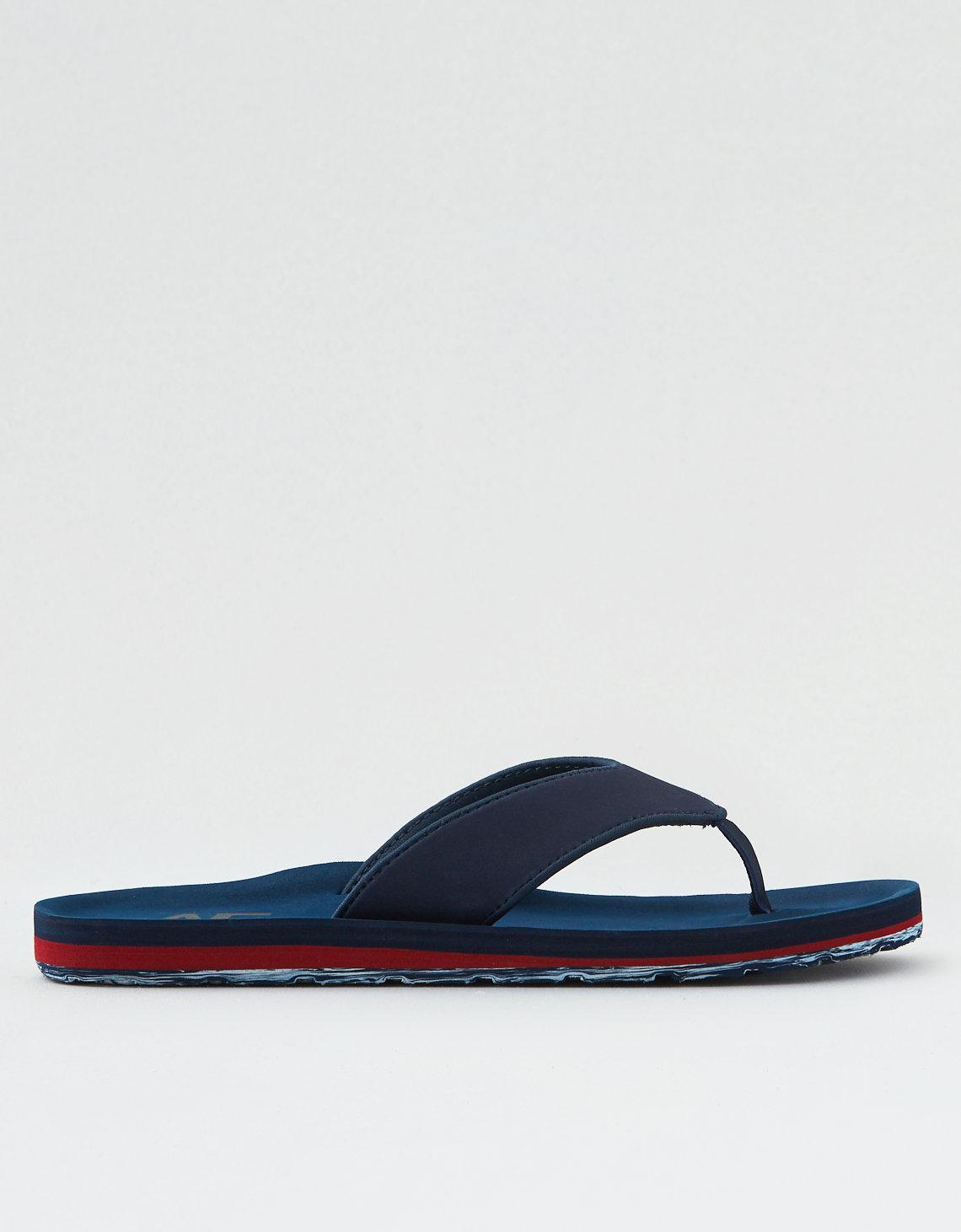 10b9d72e92e71 Lyst - American Eagle Surf Flip-flop in Blue for Men