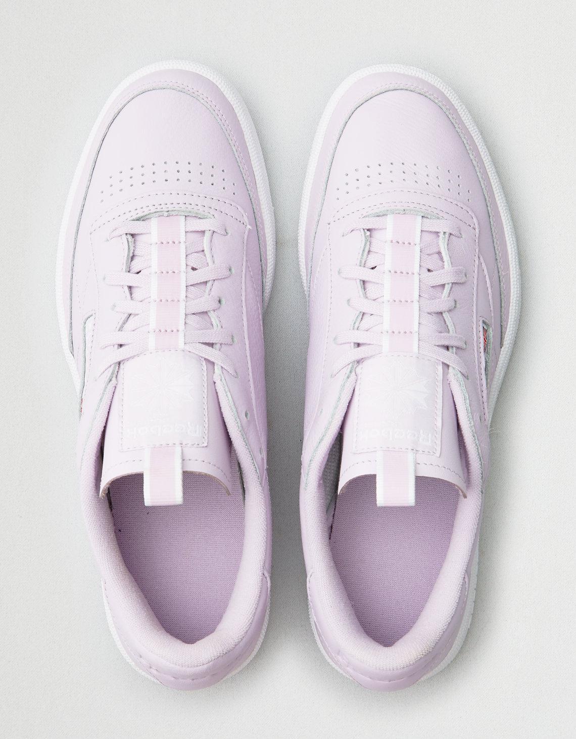 C Club Reebok Eagle Sneaker 85 Men In Lyst Purple American For Rt xqI61ESw 34b4a4d3395