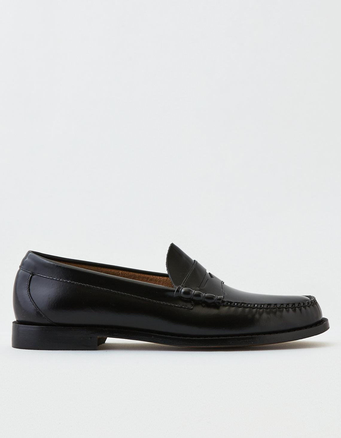 94a691622c8 Lyst - American Eagle Bass Weejun Loafer in Black for Men