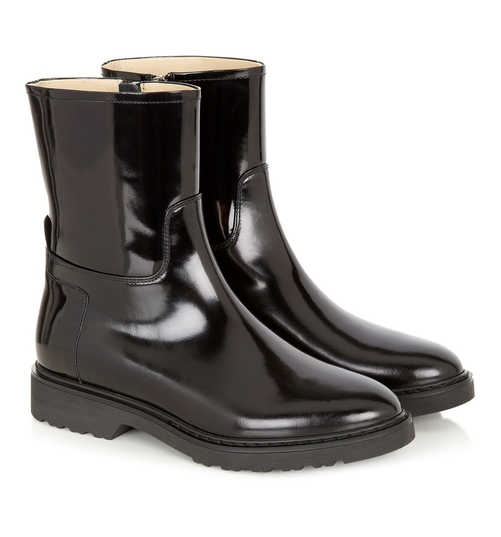 Hobbs Dress Wellington Boot In Black Lyst