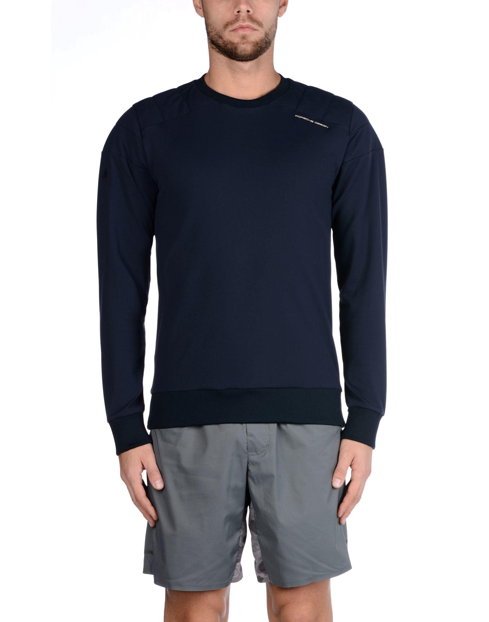 Lyst Porsche Design Sweatshirt In Blue For Men