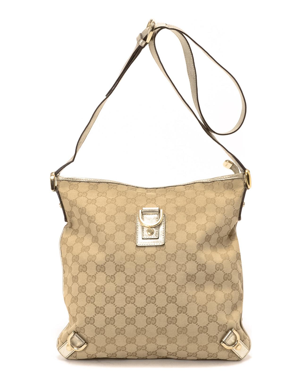 685bb5505 Gucci Green Abbey Crossbody Bag