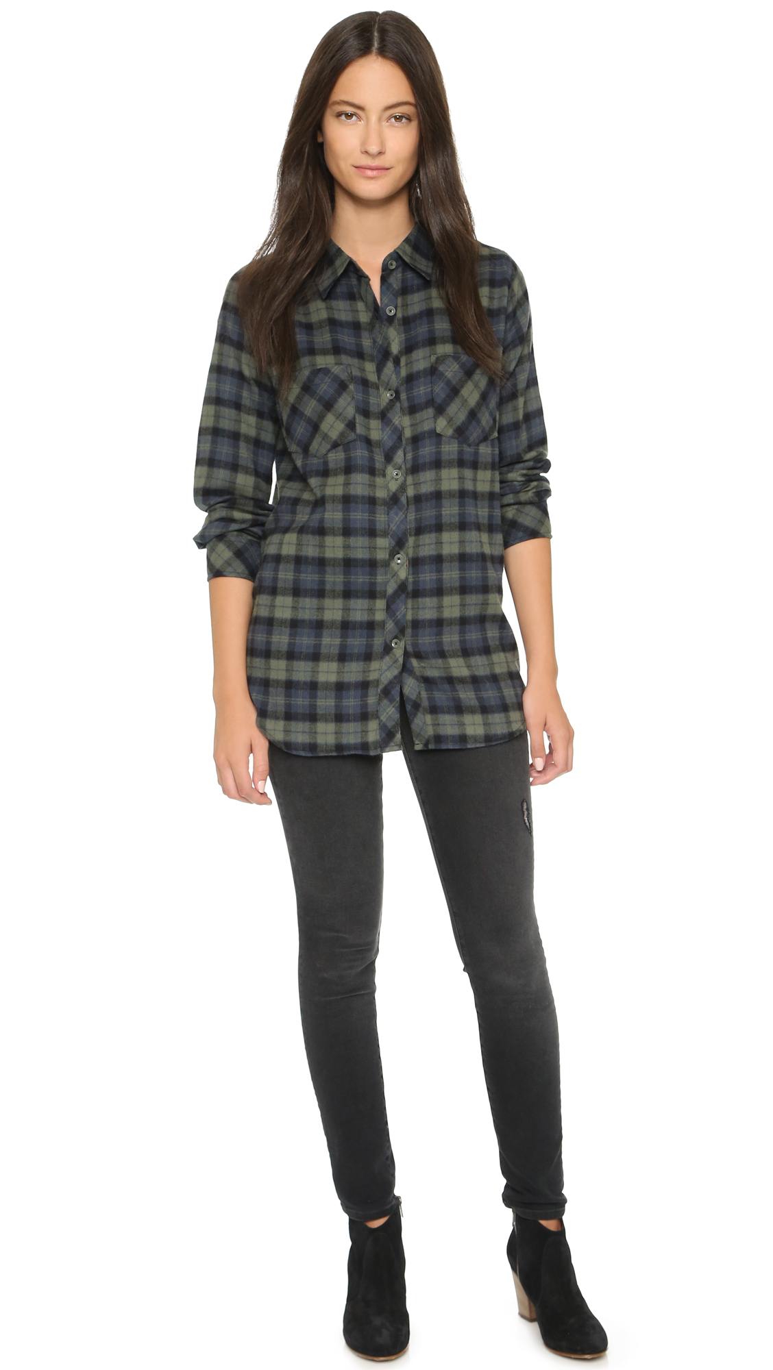Women Flannel Shirts