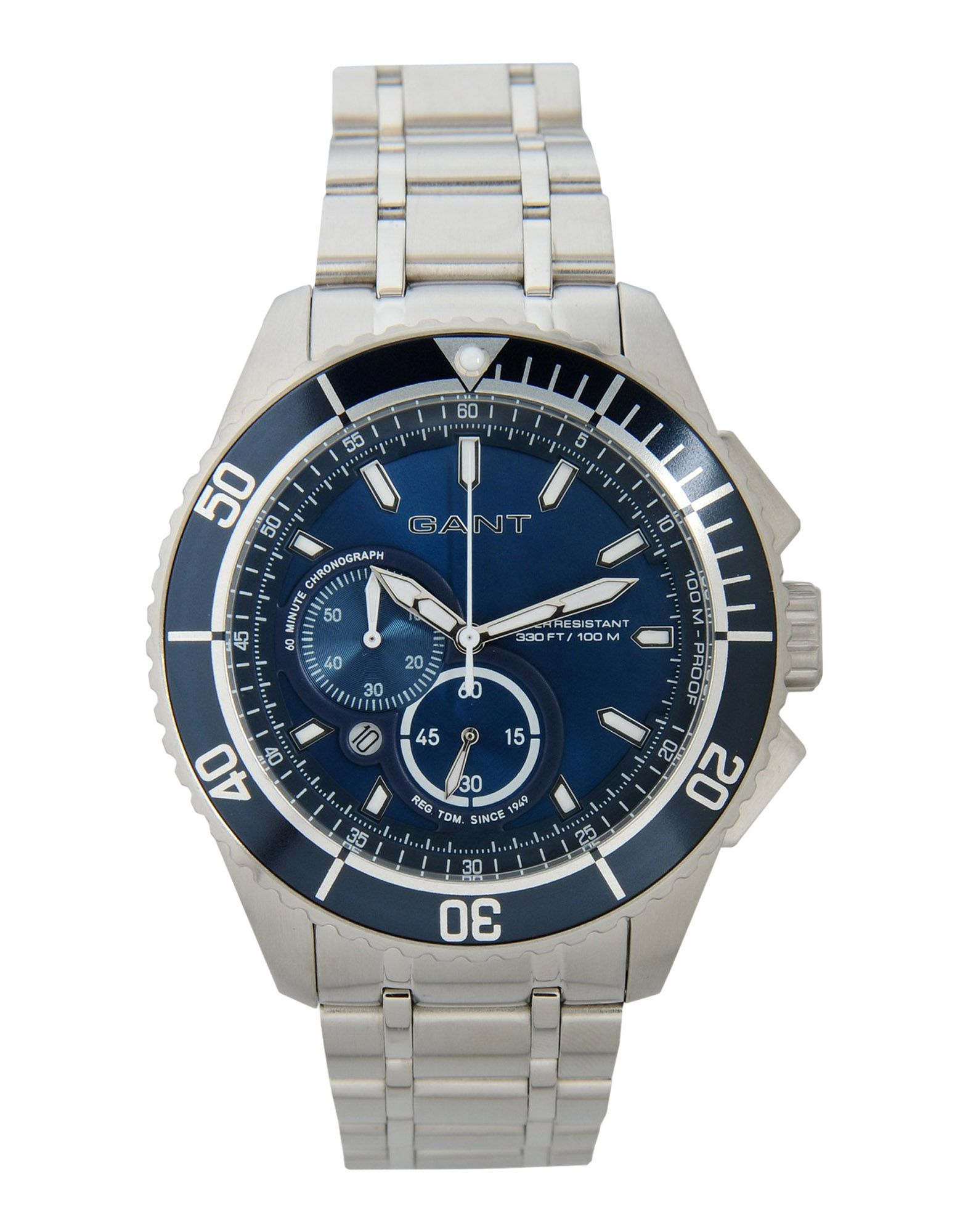 gant wrist in blue for lyst