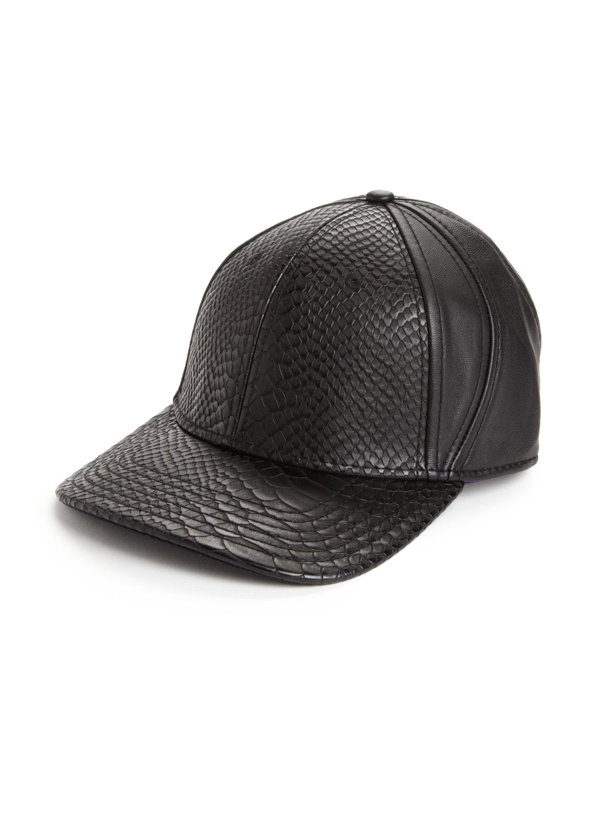 Gents Viper Baseball Cap In Black For Men Lyst