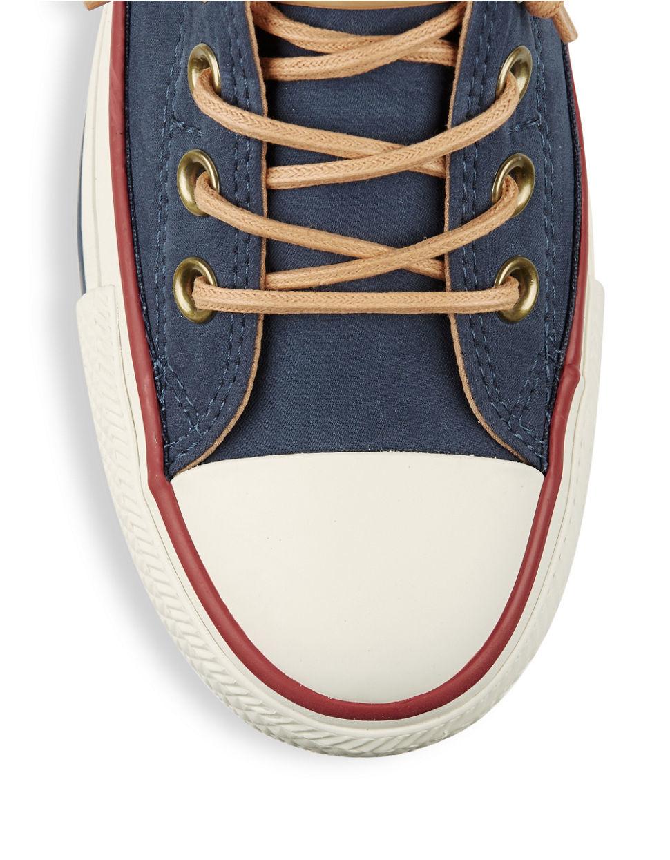9799d4b5babd57 Sneakers Blue Lyst Lace Converse Up In qXqt8rzw