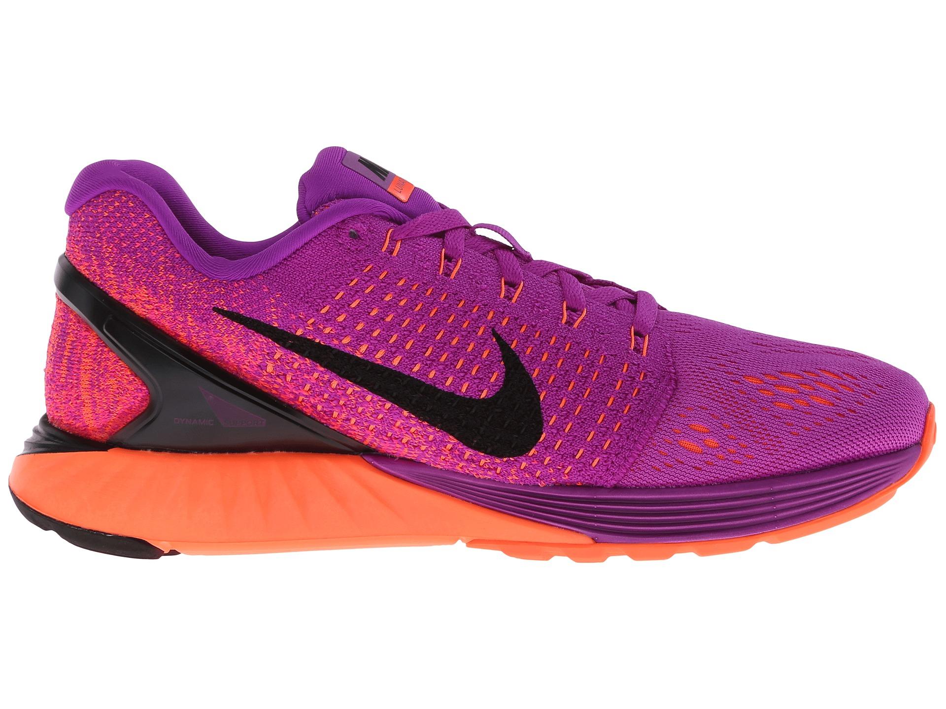 644b90102eb Nike Multicolor Lunarglide 7