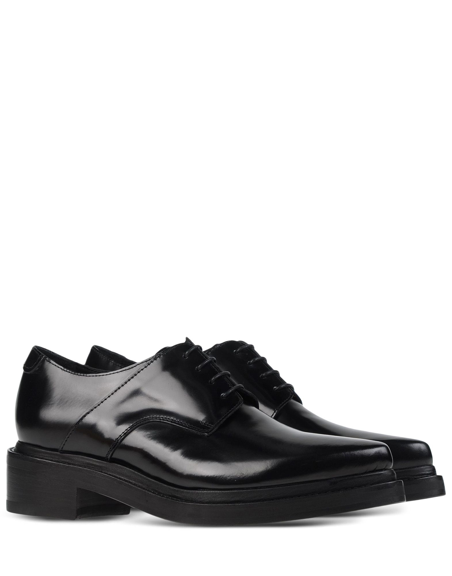 Acne Laced Shoes in Black